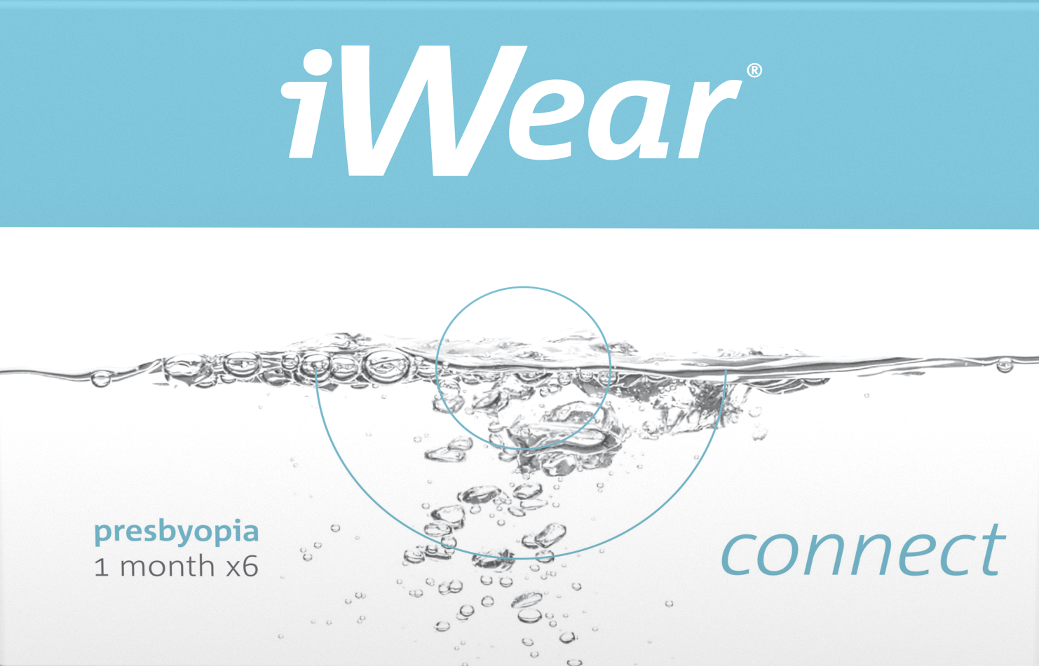 Front iWear Connect Presbyopia
