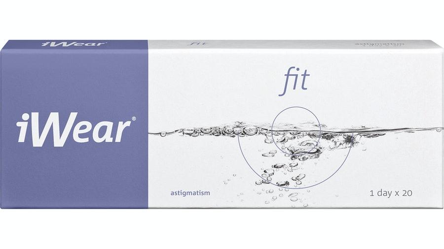 iWear fit astigmatism