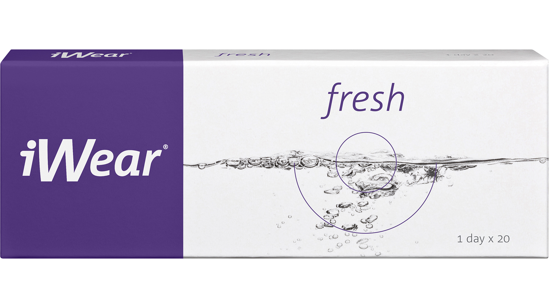 Front iWear fresh