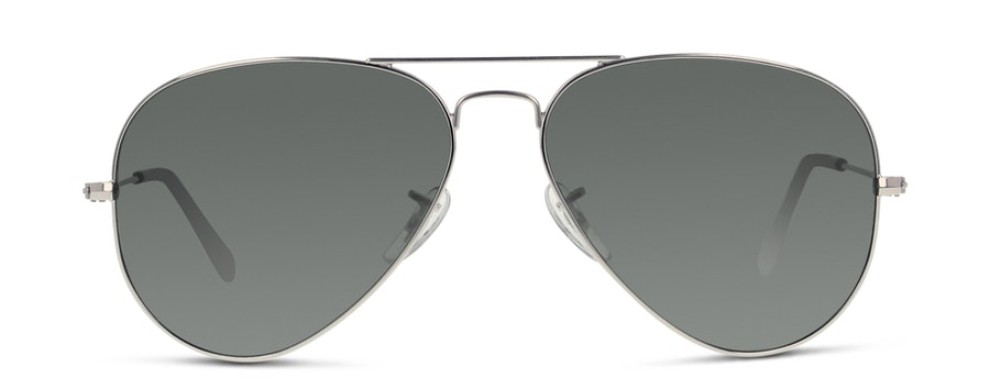 Ray-Ban 0RB3025 W3277 Silver