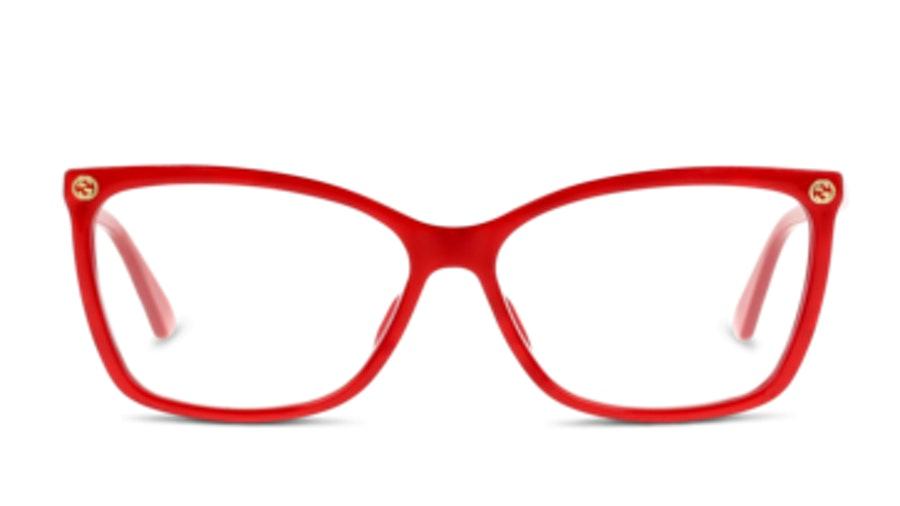 Gucci GG0025O 4 Röd