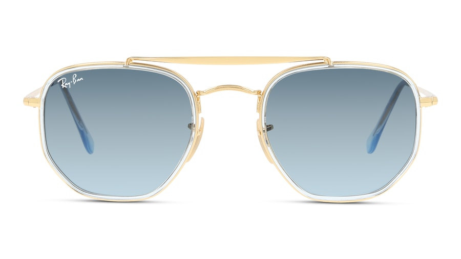 Ray-Ban 0RB3648M 91233M Guld